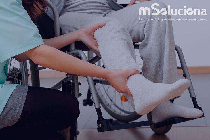 Asistente personal para personas con discapacidad: Una buena opción