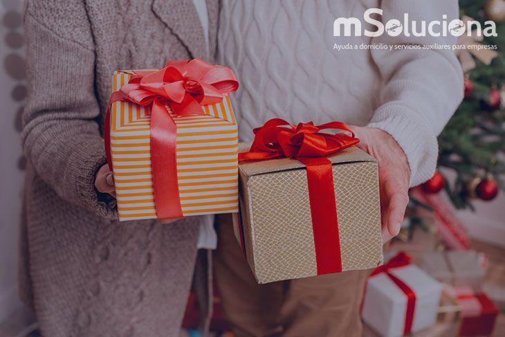 Empleada de hogar: Un estupendo regalo de Navidad