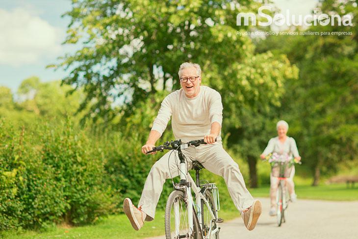 Fisioterapia y envejecimiento activo: dos buenos aliados